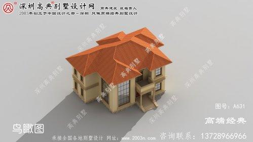 萧县私人豪宅别墅设计图