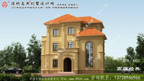 九江县民房设计图