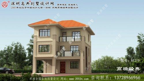 东昌府区别墅设计设计公司