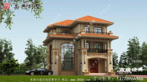 兴义市农村别墅建筑图