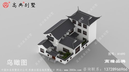 中式农村自建房设计图这样的户型你觉