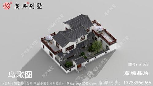 自建房设计图三层让你修建一栋全村最