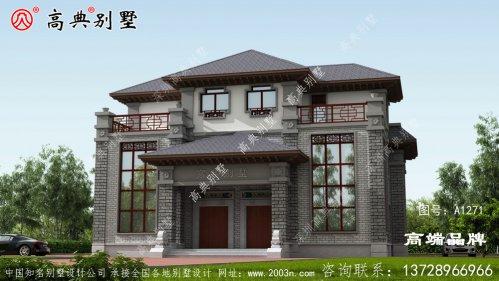 别墅整体布局实用、合理。