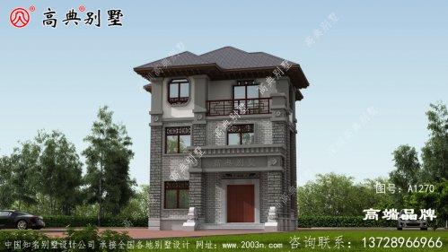 小型别墅装修设计图