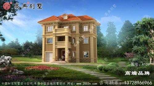 房屋图纸设计大全整个设计非常大气耐