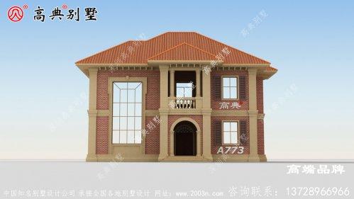 单层别墅设计图第一眼就能惊艳众人