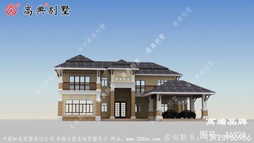 不同类型,不同风格的别墅户型图