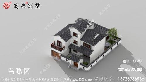 中式庭院别墅时尚潮流的造型