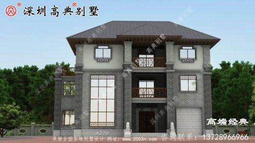 我们的中国别墅才是永恒的经典