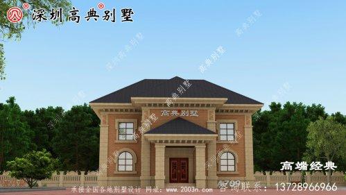 农村盖房子,什么样的别墅类型是好好别
