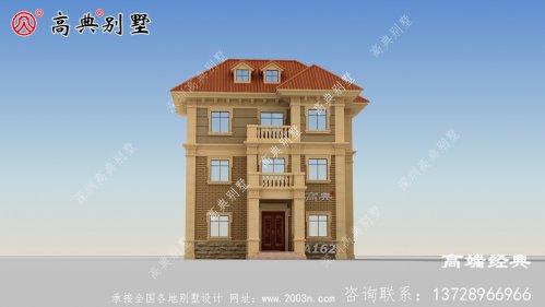 细节做到位建造的房子还怕没人喜欢吗?