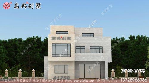假如要盖房子,我还是想建一个三层的,空